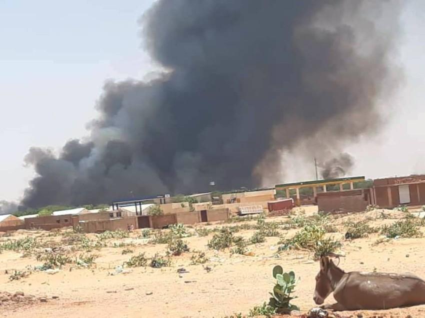 العنف يتواصل في دارفور.(أ ب)
