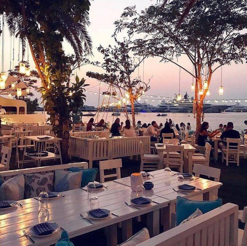 مطعم Fish Dubai في الميرديان