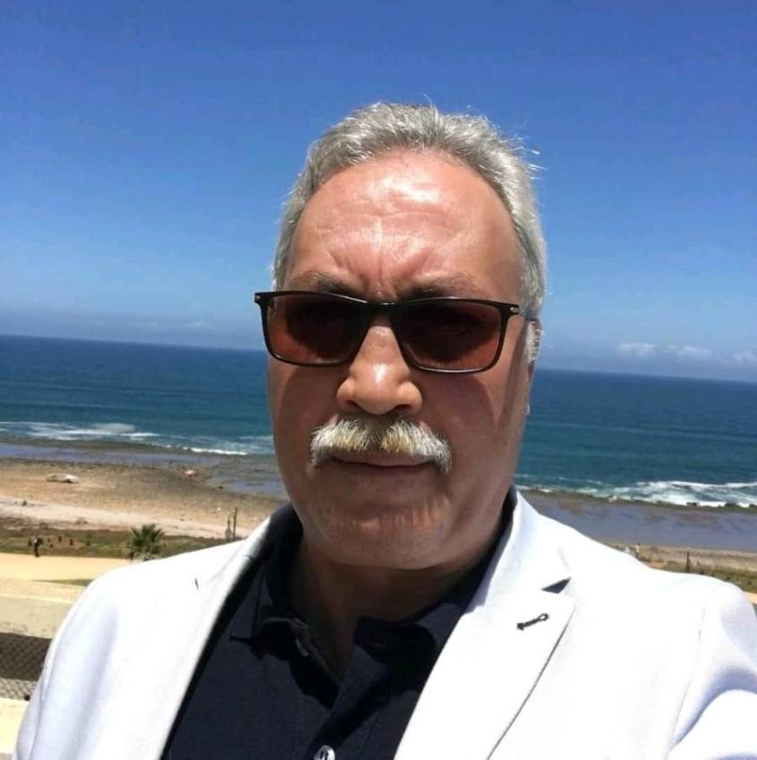 مكي الحنودي، رئيس جماعة «لوطا» القروية (شمال المغرب).