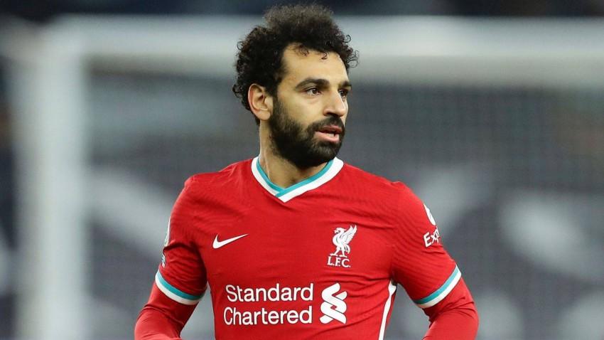 محمد صلاح مرشح للرحيل عن ليفربول. (سكاي سبورتس)