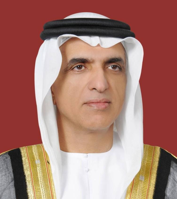 الشيخ سعود بن صقر القاسمي عضو المجلس الأعلى حاكم رأس الخيمة
