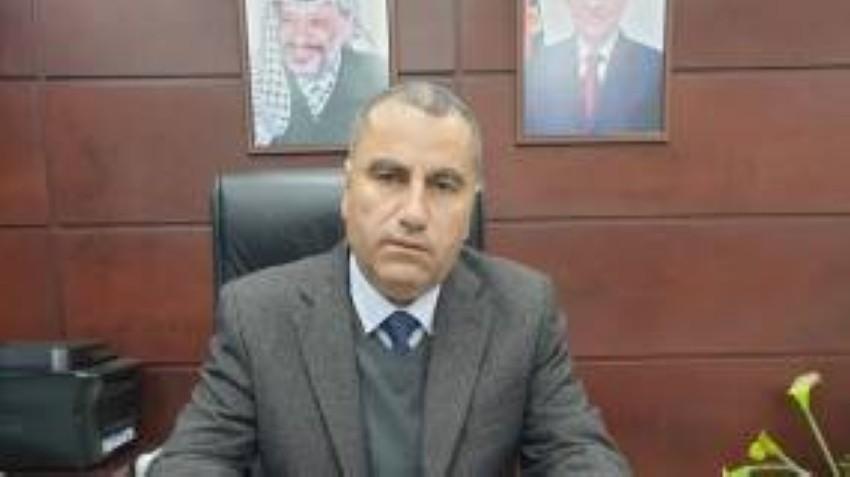 حسام أبوالرب وكيل وزارة الأوقاف والشؤون الدينية في السلطة الفلسطينية. (الرؤية)