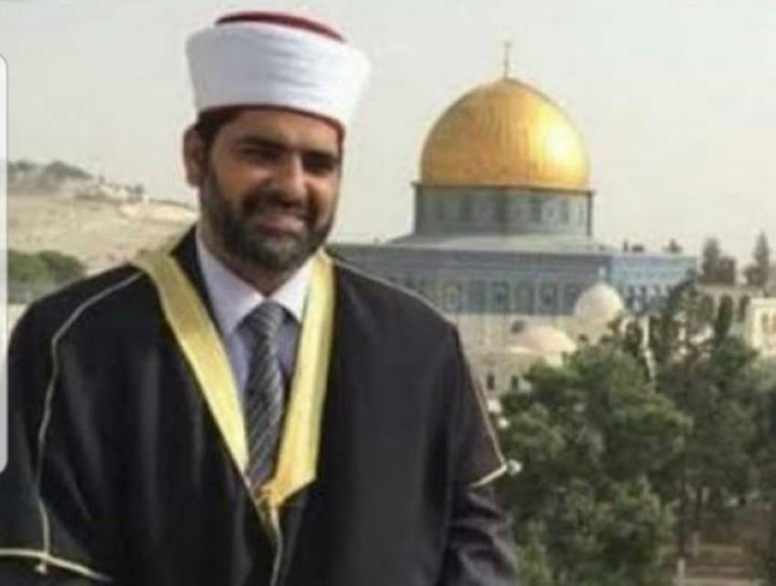 عمر الكسواني مدير المسجد الأقصى المبارك. (الرؤية)
