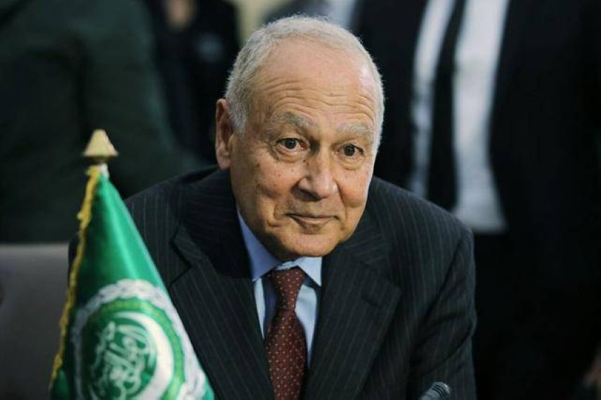 أحمد أبوالغيط. (رويترز)