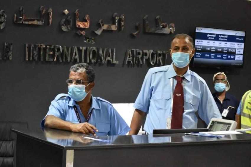 مطار الريان يبدأ استقبال الرحلات الجوية
