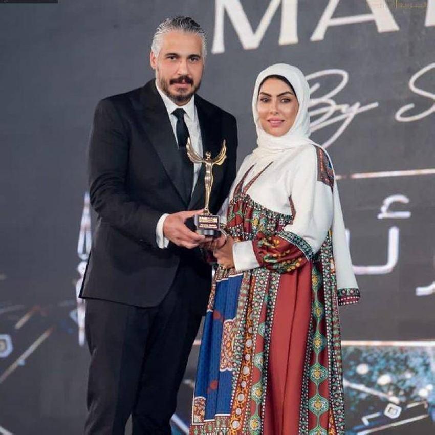 مصممة الأزياء اليمنية سماح سيف