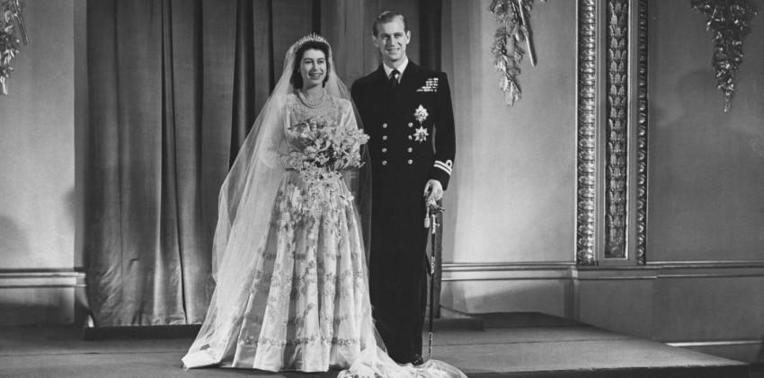 زفاف الملكة إليزابيث والأمير فيليب