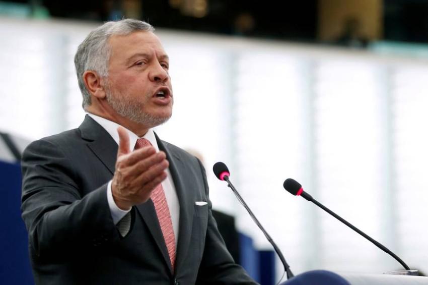 الأردن صوت للاعتدال في المنطقة. (رويترز)