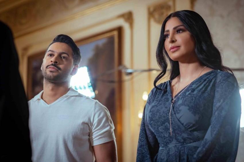 ريم عبدالله وحسن المطوع.