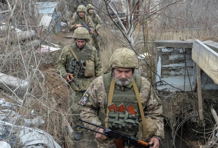 دد الكرملين بشكل صريح بالتدخل العسكر إذا شن الجيش الأوكراني هجوماً - رويترز.