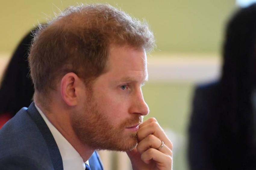 ميغان ماركل زوجة الأمير هاري ستغيب عن الجنازة - رويترز.