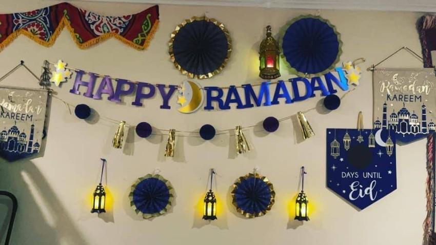 منازل العرب في أمريكا تتزين لاستقبال رمضان.(أرشيفية)