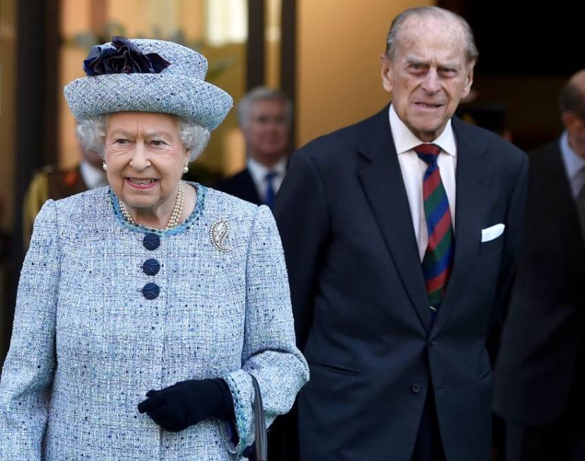 العام المقبل ستحتفل الملكة باليوبيل البلاتيني وهو الذكرى السبعين لاعتلائها العرش البريطاني - رويترز.