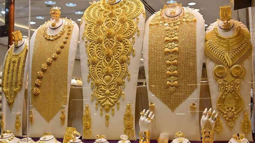 أسعار الذهب عيار 21 اليوم.