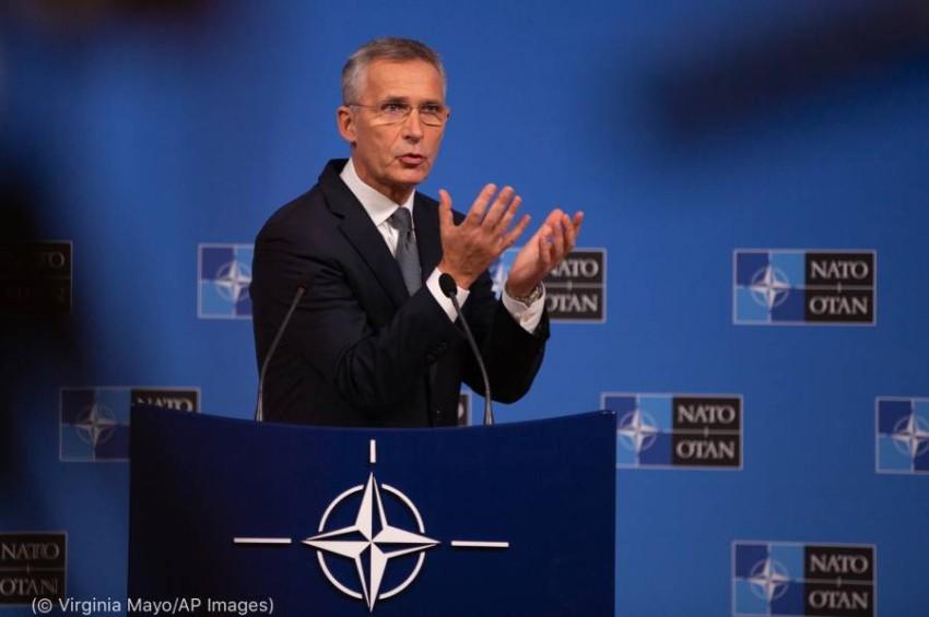 الأمين العام لحلف شمال الأطلسي «الناتو» ينس ستولتنبرغ.