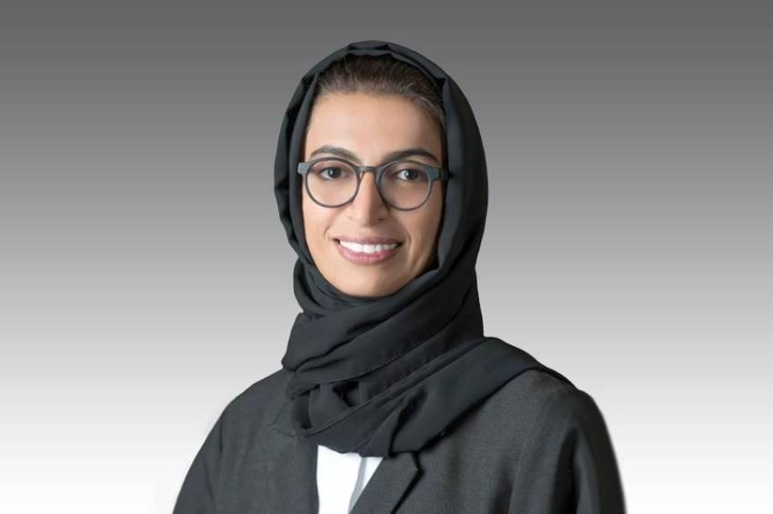 نورة بنت محمد الكعبي وزيرة الثقافة والشباب