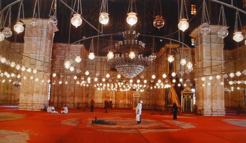 مسجد محمد علي باشا