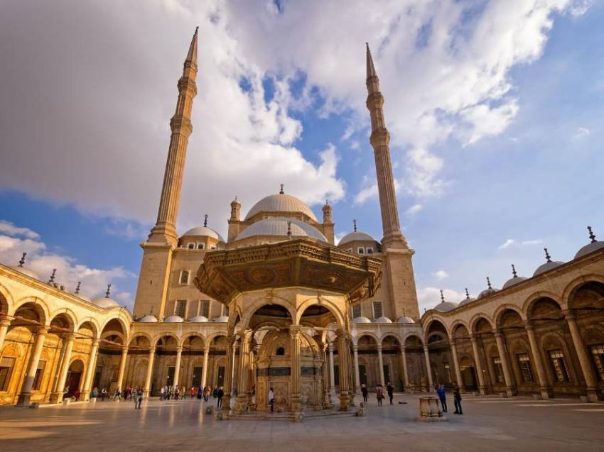 مسجد محمد علي بالقلعة
