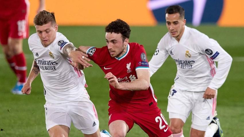 ليفربول ضد ريال مدريد (يويفا)