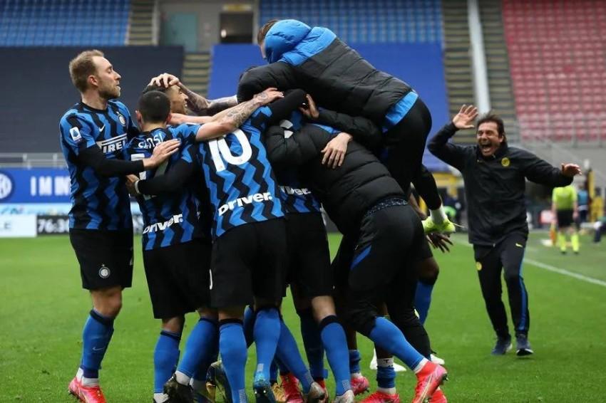 جدول ترتيب الدوري الإيطالي بعد نتائج مباريات الجولة الـ30. (غيتي)