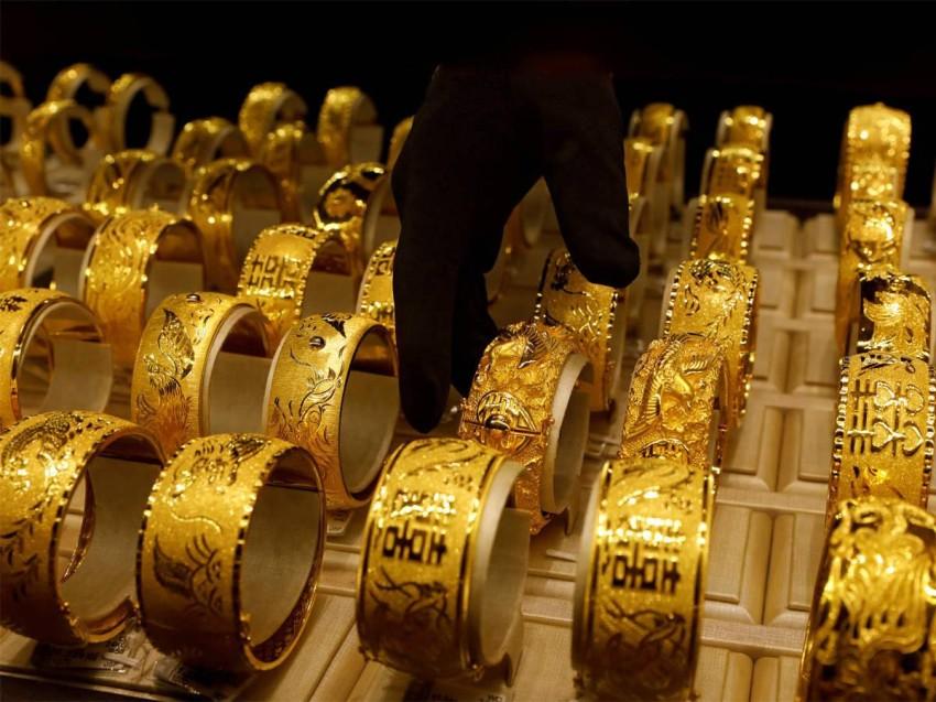 أسعار الذهب في الإمارات الأربعاء