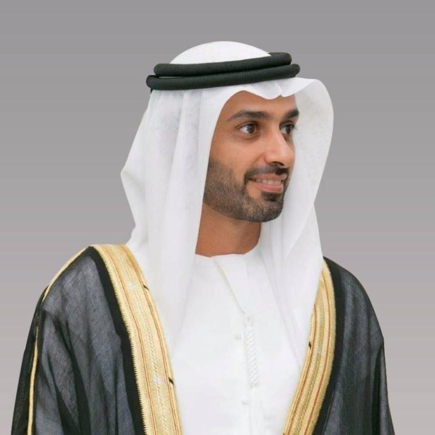الشيخ أحمد بن حميد النعيمي.