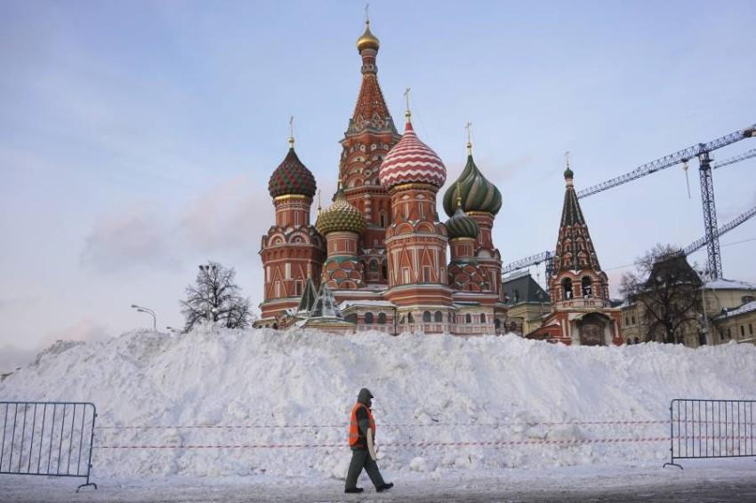 روسيا من الدول الأكثر عرضة لتغير المناخ. (رويترز)