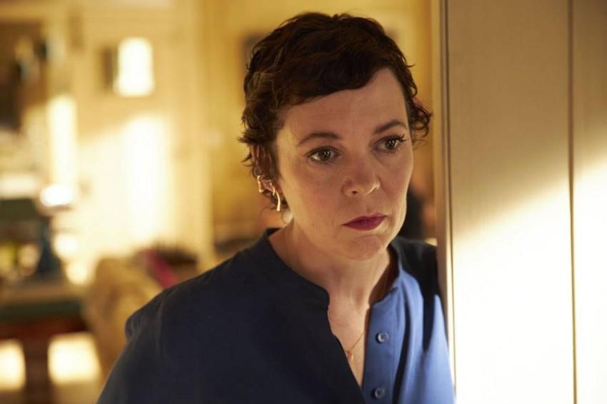 أوليفيا كولمان في لقطة من الفيلم