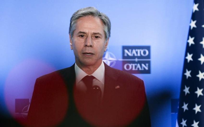 وزير الخارجية الأمريكي أنتوني بلينكين