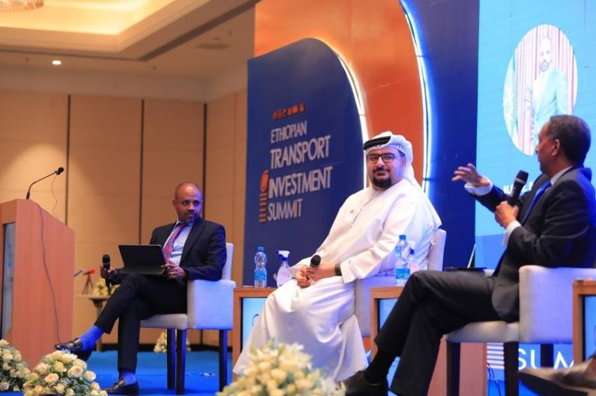 جانب من مشاركة غرفة دبي في قمة إثيوبيا للاستثمار. (من المصدر)