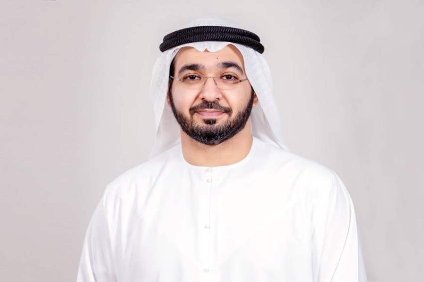 الدكتور خالد اليبهوني الظاهري.