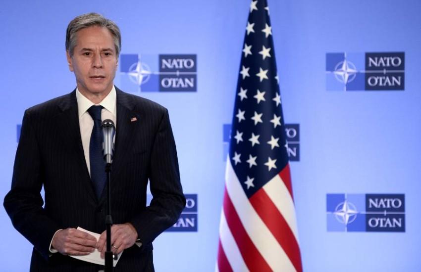 وزير الخارجية الأمريكي أنتوني بلينكن.