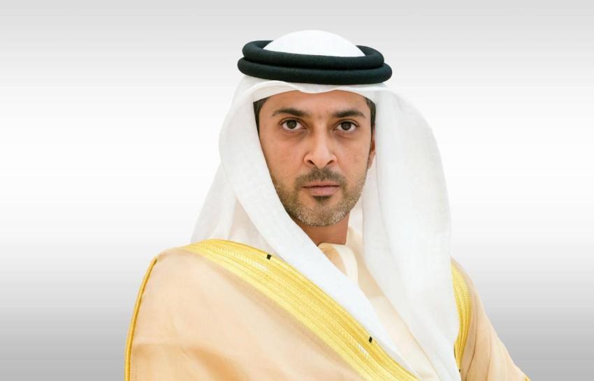 الشيخ عبدالعزيز بن حميد النعيمي- وام