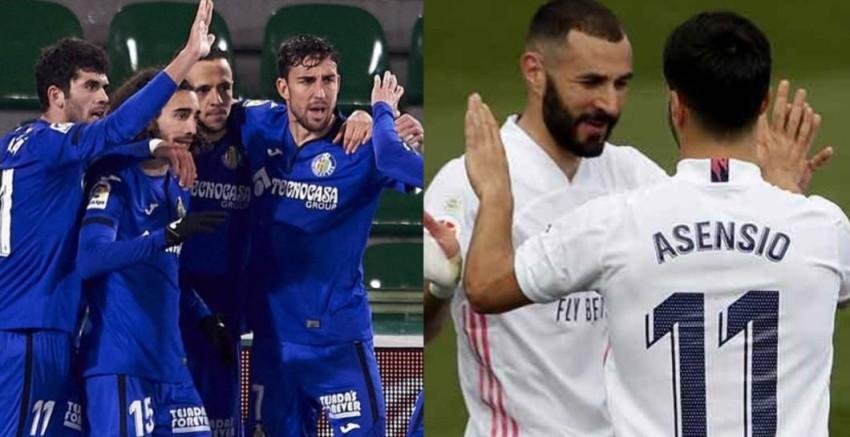 ريال مدريد وخيتافي (ديفنسا سنترال)