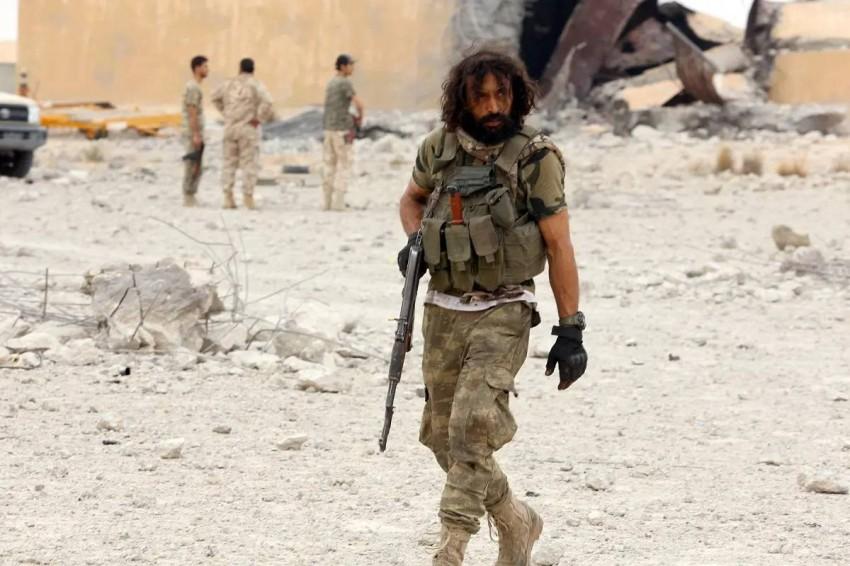 الجندي حث على دعم التنفيذ الكامل لاتفاق وقف إطلاق النار. (رويترز)