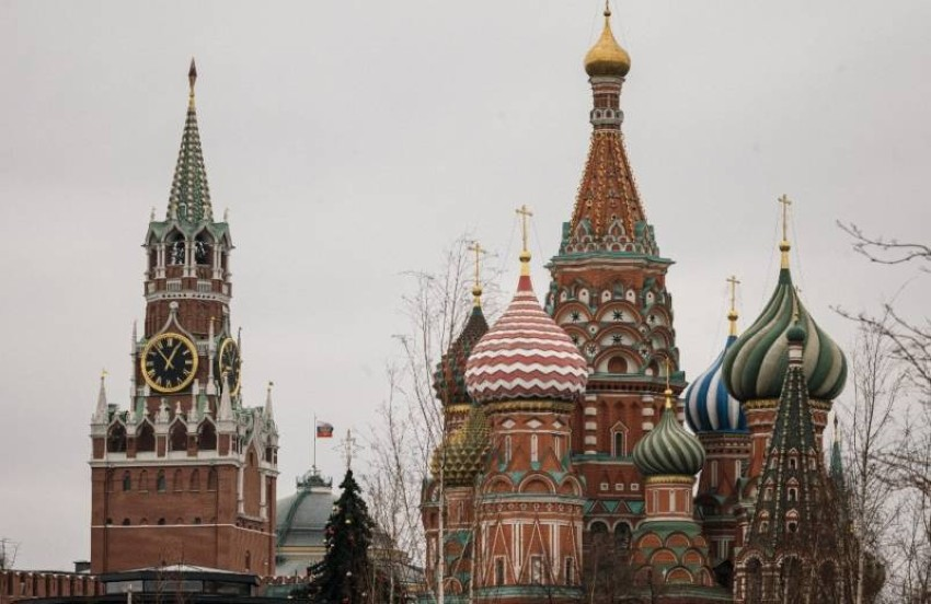 الكريملين - موسكو. (أ ف ب)