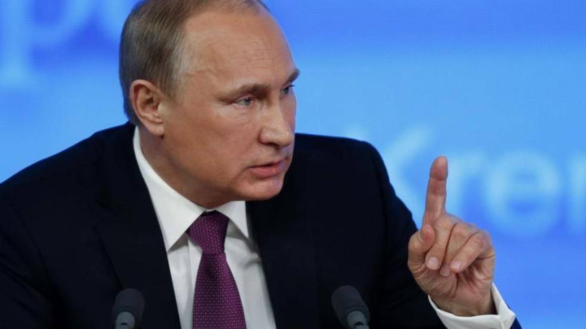 فلاديمير بوتين. (رويترز)