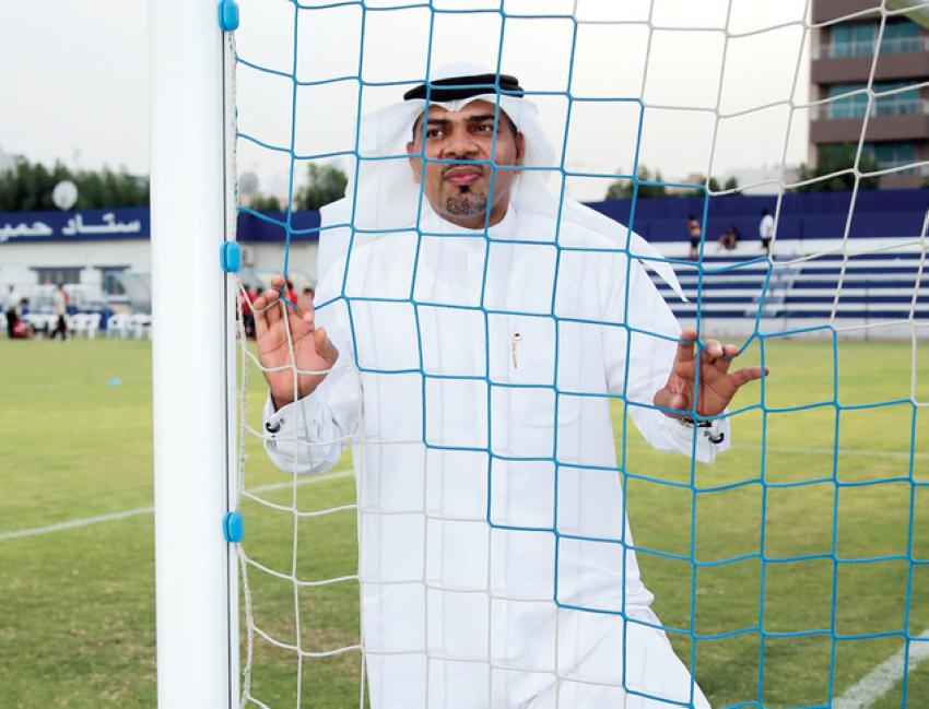 خالد إسماعيل. (الرؤية)