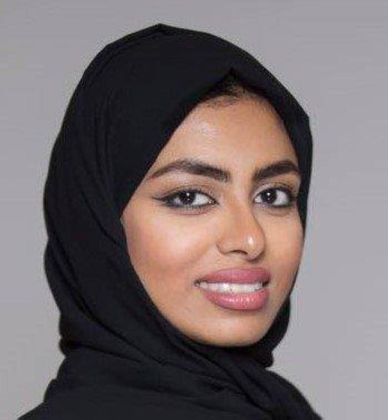 سارة الهاشمي.