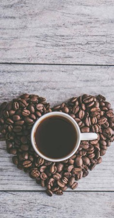 coffee-cup-in-a-heart-made-from-coffee-beans