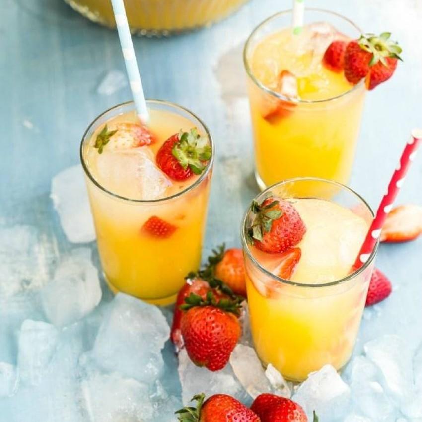 فوائد عصير الفواكه