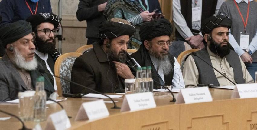 أكدت طالبان أنها لن تحضر قمة بشأن مستقبل أفغانستان حتى تغادر جميع القوات الأجنبية أراضيها. (أرشيفية)