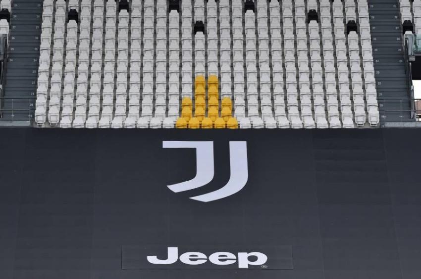 ملعب يوفنتوس الإيطالي. (رويترز)