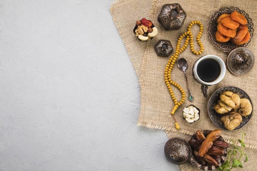 أفكار سناكس لحلويات صحية في رمضان