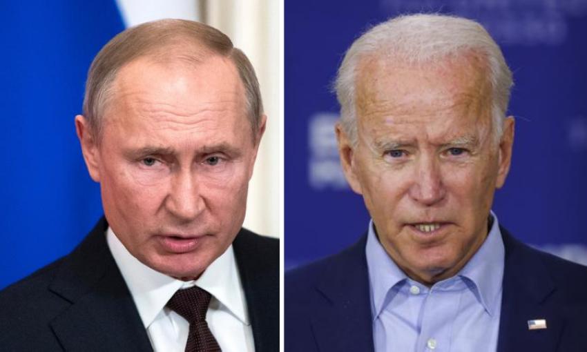 بوتين وبايدن. (رويترز)