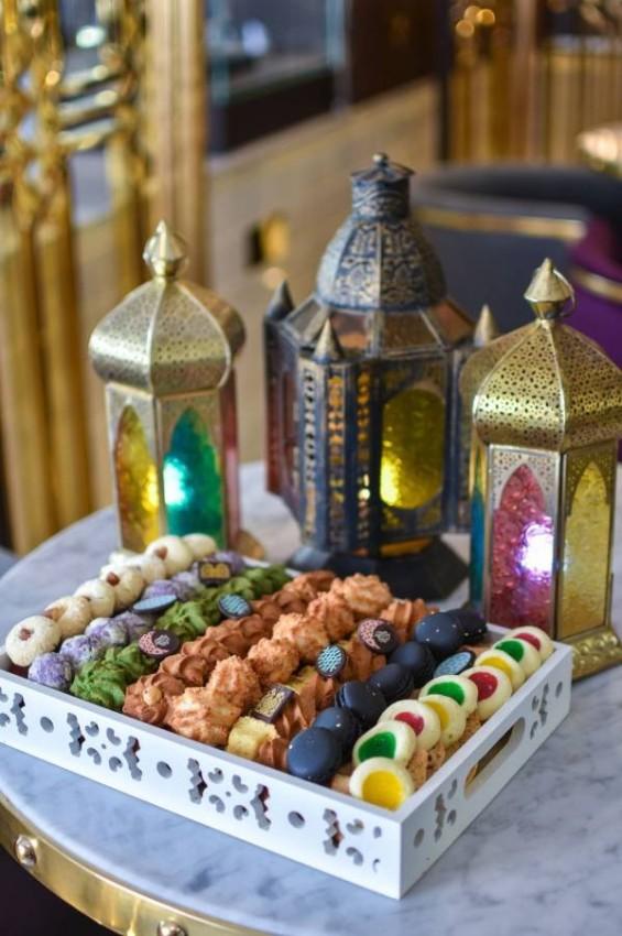 الحلويات في كافيه سوسايتي Café Society