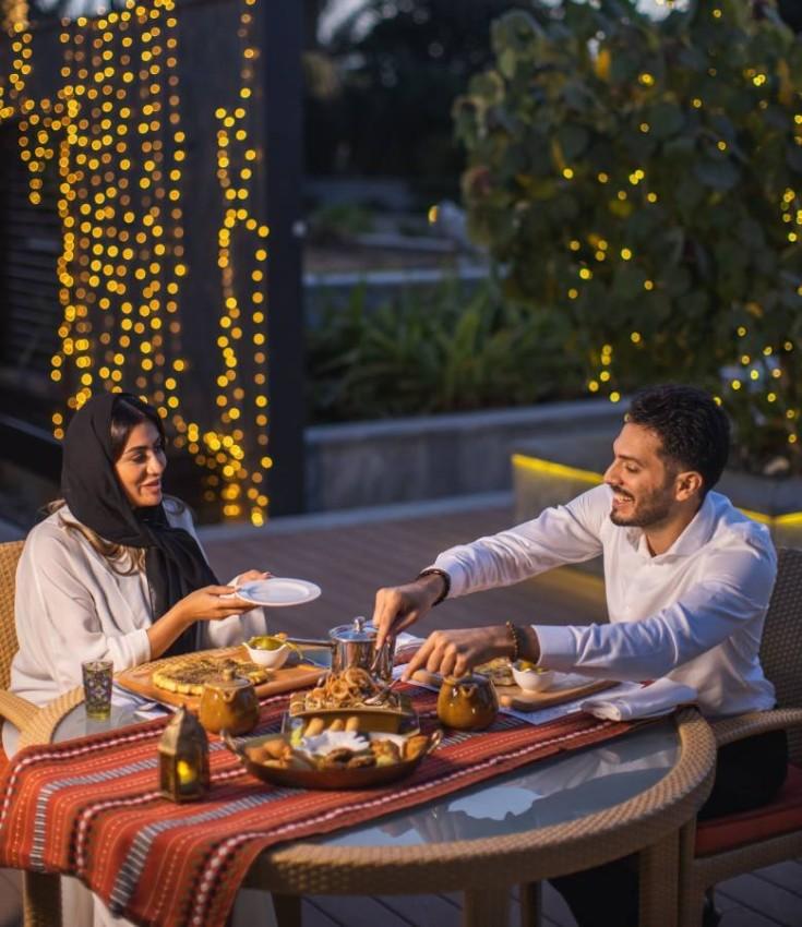 الإفطار في فندق الميدان
