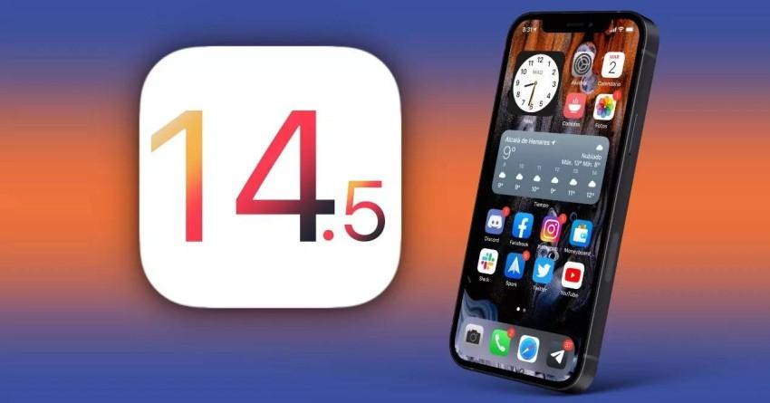 صدور تحديث iOS 14.5 وهذه أهم مزاياه