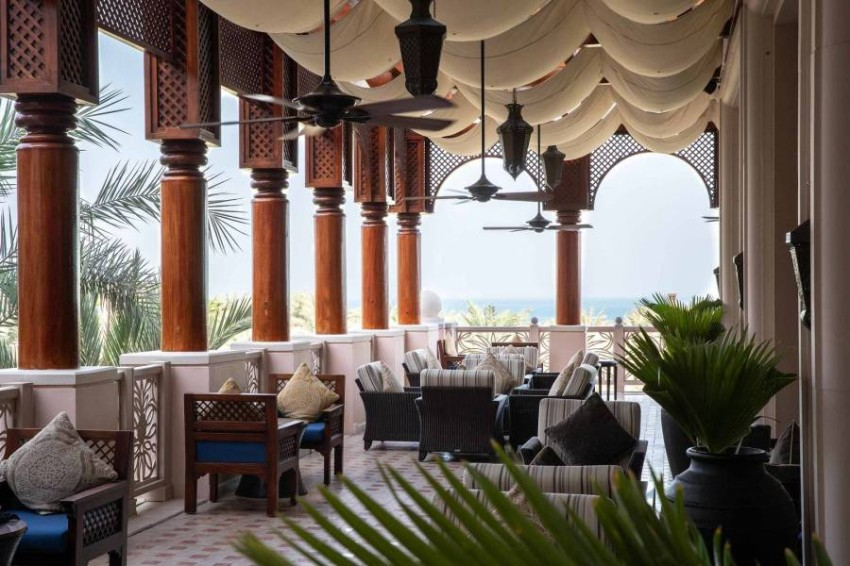 Al Fayrooz Lounge الفيروز لاونج