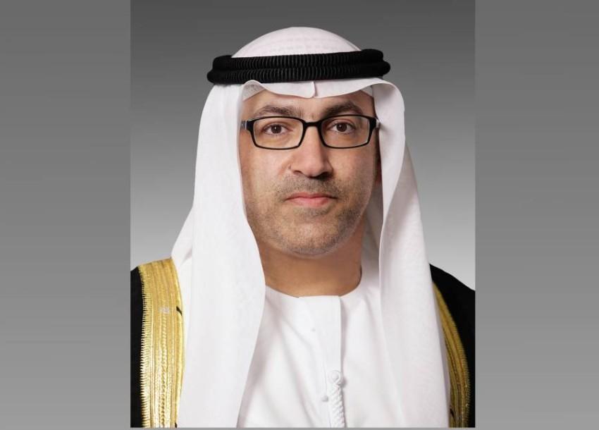 عبدالرحمن بن محمد العويس وزير الصحة ووقاية المجتمع.